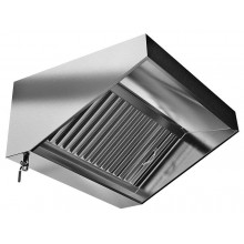 Зонт вентиляционный  КЗП-16/05Н(наклонный)