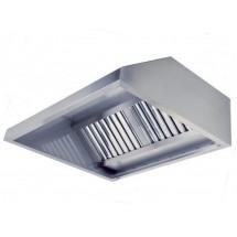 Зонт вентиляционный пристенный КЗП-16/05П (пристенный)
